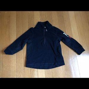 Ralph Lauren dark blue sweater 3T